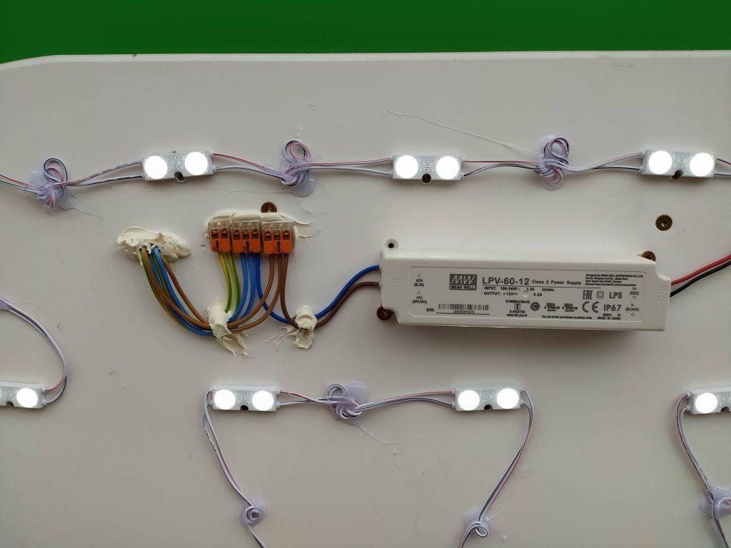 servis a údržba svetelnej reklamy