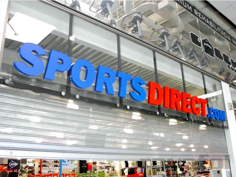 3d reklamné logo svetelné