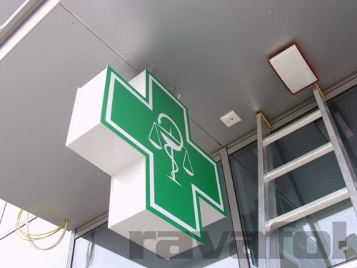 lekárenský kríž