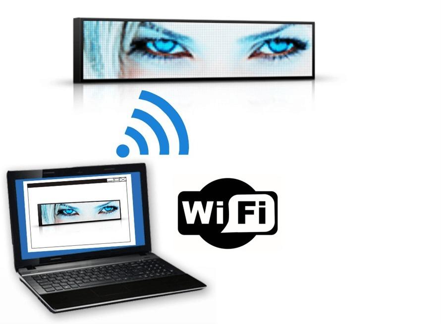 Ovládanie cez počítač | WiFi